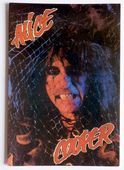 Alice Cooper - 'Net' Postcard